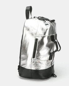 Call It Spring Noresa Backpack Silver