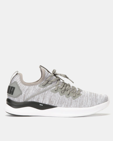 Grey Performance Puma Evoknit Ignite Running Shoes Flash Zando YdnZPwq