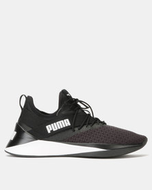Puma Performance Jaab XT Men's Running Shoes Black/White