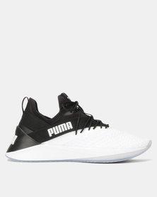 Puma Performance Jaab XT Men's Running Shoes Black/White