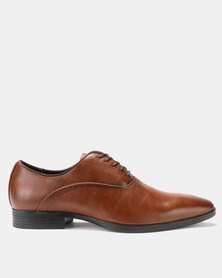 Call It Spring Etirelle Dress Shoes Cognac