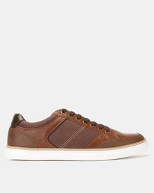 Call It Spring Naudien Sneakers Cognac