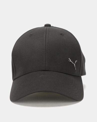 ee66c8929a3 Puma Sportstyle Core Metal Cat Cap Black