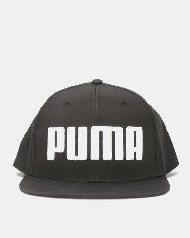 Puma Sportstyle Core Flatbrim Cap Black