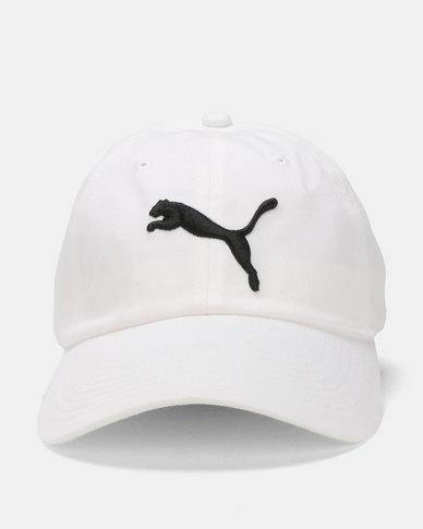 Puma Sportstyle Core ESS Cap White