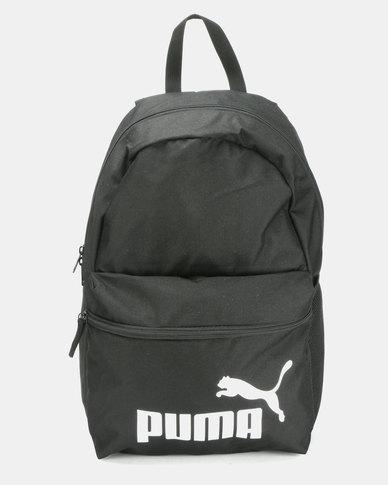 Puma Sportstyle Core Phase Backpack Black