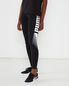 Puma Sportstyle Core Ess Graphic Leggings Black