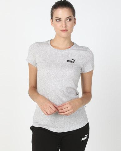 Puma Sportstyle Core Ess Tee Grey