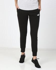Puma Sportstyle Core Ess Sweat Pants Black