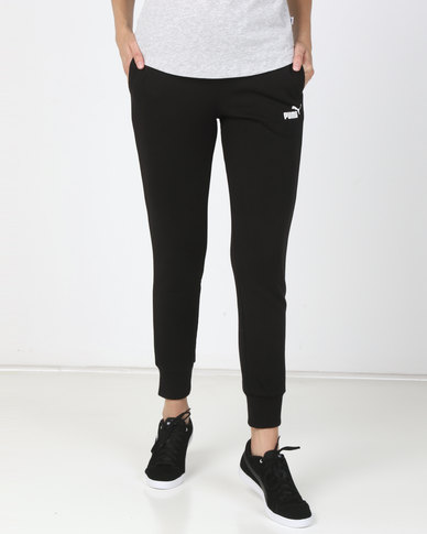 Puma Sportstyle Core Ess Sweat Pants Black