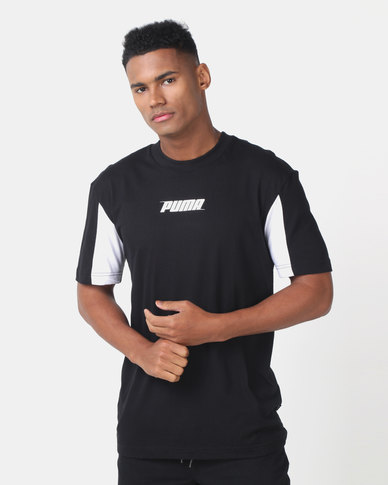 Puma Sportstyle Core Rebel Tee Black