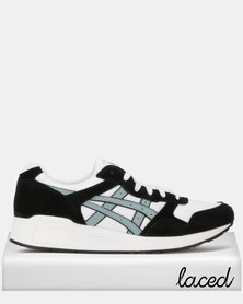 Asics Tiger Lyte-Trainers White/Light Steel