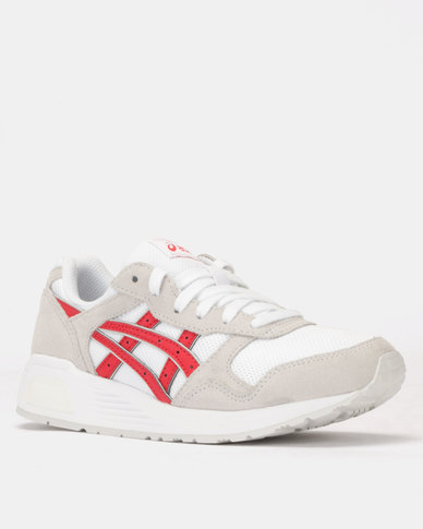 ASICSTIGER Lyte-Trainers White/Classic Red