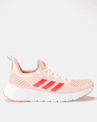 2c82e8bc6dee adidas Performance Asweego Run Shoes Pink