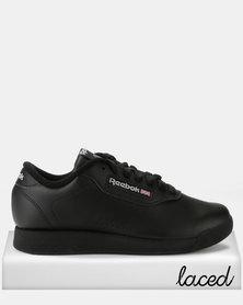 Reebok Princess Womens Sneakers Black