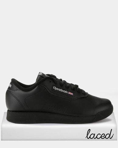 8f0dc5836785aa Reebok Princess Womens Sneakers Black