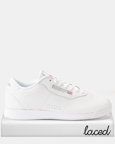 Reebok Princess Womens Sneakers White