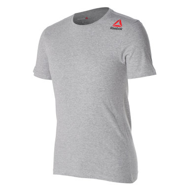 Elements Stacked Logo Tee