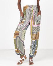 Kaku Designs Printed Summer Pants Multi