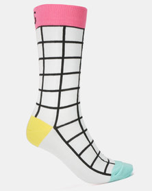 Sexy Socks Discotheque Bamboo Socks Multi