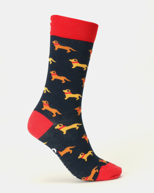 a7353f26560 Sexy Socks Hot Dogs Bamboo Socks Multi