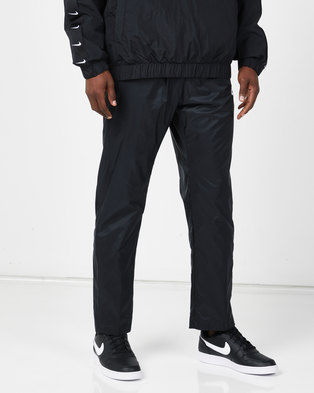 online retailer aca5d 85054 Nike M Nsw Pants Oh Woven Core Track Black