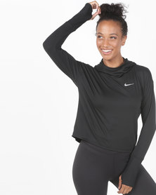 Nike Performance Women's Hoodie Black