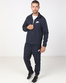 Nike M NSW CE Tracksuit WVN Basic Blue
