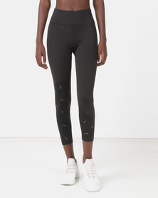 Nike Performance Women's All-In Crop Tights Black