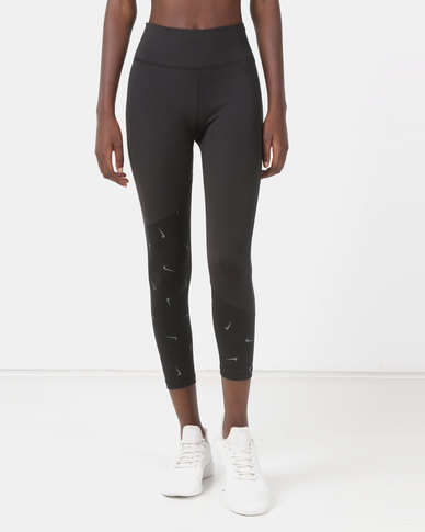 99767b70d Nike Performance Women s All-In Crop Tights Black