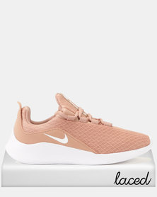 Nike Women's Viale Sneakers Rose Gold/White