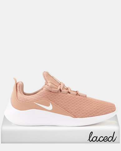 5dfbed3ce0da Nike Women s Viale Sneakers Rose Gold White