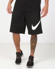 Nike M NSW Club EXP BB Shorts Black