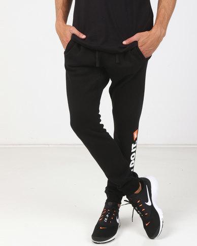 Nike M NSW JDI Fleece Joggers Black