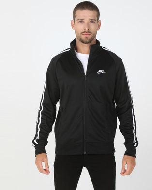 Nike M NSw He Jacket Pk M98 Tribute Black 969c955d668a