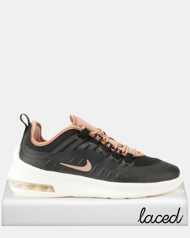 sports shoes 26d06 38ba8 Nike W Air Max Axis Sneakers Black Rose Gold   Zando