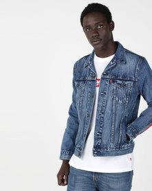 Levi's ® Unbasic Icon Trucker Jacket Blue