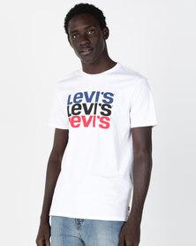 Levi's® Graphic Tee White