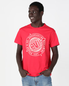 Levi's® Mighty Made Graphic Tee Red