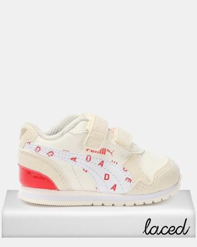 Puma Girls JL ST Wonder Women V2 I Sneaker White