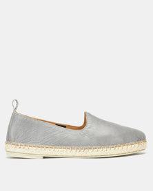 Tsonga Leather Indzima Slip On Shoes Highrise Vintage