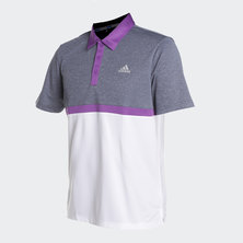 HEATER COLORBLOCK POLO SHIRT