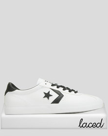 Converse Breakpoint PU OX Sneakers White/Black