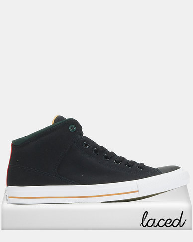 Converse Chuck Taylor All Star High Street Hi Black