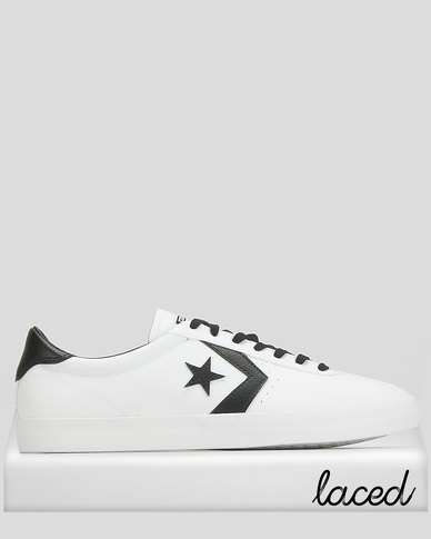 Converse Breakpoint PU OX White/Black