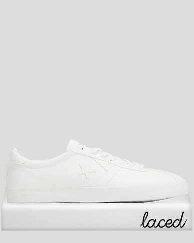 Converse Breakpoint PU OX White