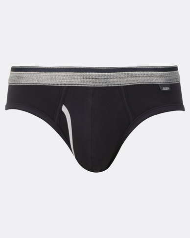 Jockey Half Moon Brief Navy