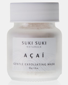 Suki Suki Naturals Acai Gentle Exfoliating Mask