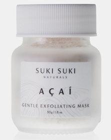 Suki Suki Naturals Acai Gentle Exfoliating Mask