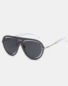 Naked Eyewear Jalen Sunglasses Black